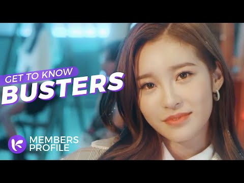 BUSTERS (버스터즈) Members Profile (Birth Names, Birth Dates, Positions etc..) [Get To Know K-Pop]