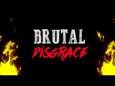New Democracy - Brutal Disgrace (LYRIC VIDEO)