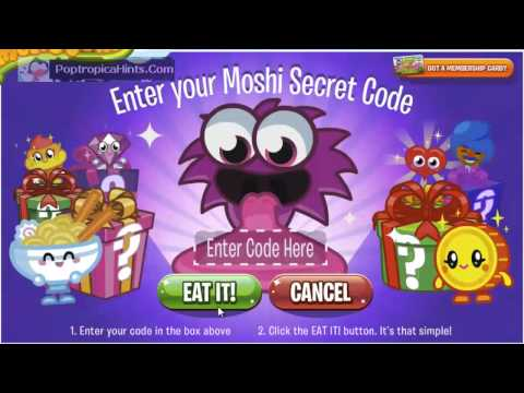 ◄ Moshi Monsters Secret Codes May 2013 for Rox and Items ►