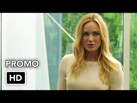"DC's Legends of Tomorrow Season 3 ""History Gets a Remix"" Promo (HD)"
