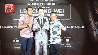 Chong Wei's movie makes history
