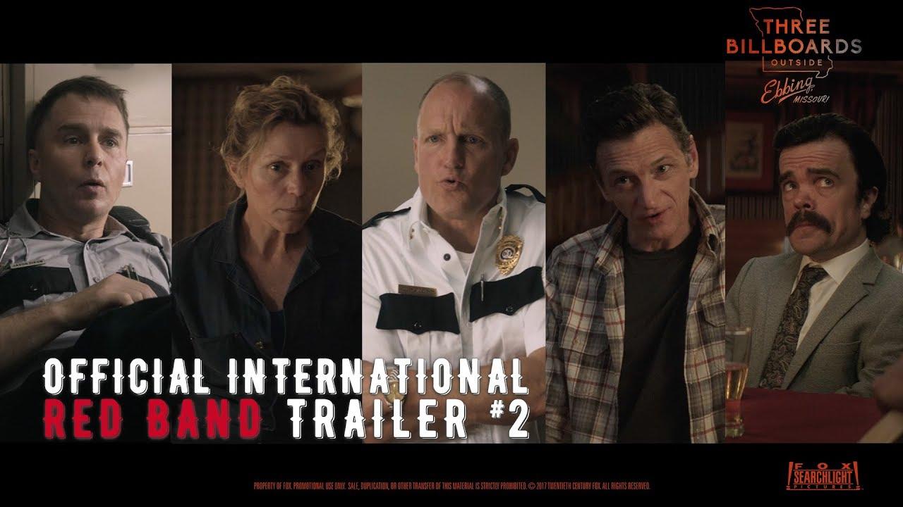 Trailer Three Billboards Outside Ebbing Missouri Deutsch