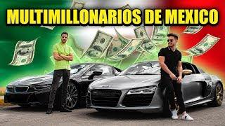 REUNION CON LOS MULTIMILLONARIOS DE MEXICO 💸🇲🇽