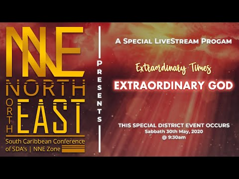 Special Live Stream | NNE Zone Of Adventist Churches