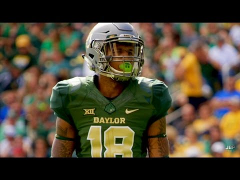 Baylor Safety Chance Waz Highlights ᴴᴰ