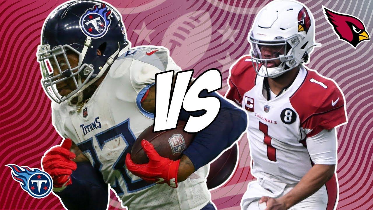 9 predictions for Tennessee Titans-Arizona Cardinals score in 2021 ...