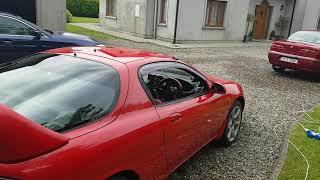 Mazda MX3 (Autozam AZ-3) with B6T engine