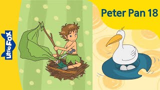Peter Pan 18: Peter Is Saved! | Level 6 | By Little Fox