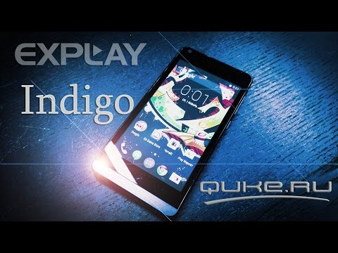 Explay Indigo обзор
