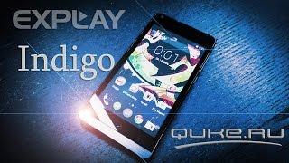 Explay Indigo обзор(Видеообзор смартфона Explay Indigo В данном видео мы предлагает ознакомиться с обзором смартфона Explay Indigo. Узнать..., 2015-02-02T15:13:18.000Z)
