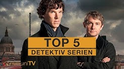 TOP 5: Detektiv Serien