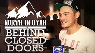 North in Utah, 2013: Nathan Grima - Behind closed doors