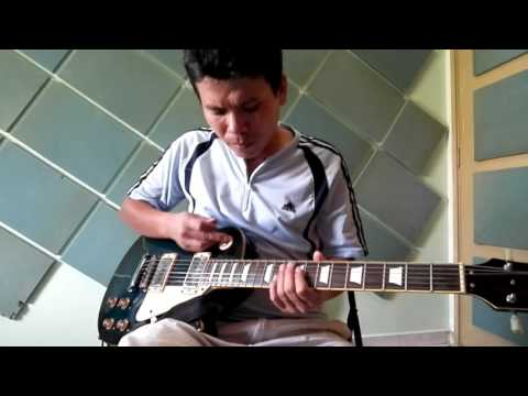 Antara Dua Clement Joy  solo cover by Kanchadelima