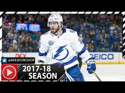 Nikita Kucherov 2017-2018 NHL Season Highlights So Far. 16 Goals. (HD)