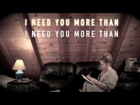 My God (Featuring Amanda Cook) - Caves - Official Lyric Video
