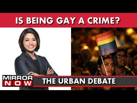 Is Being Gay A Crime In India? I The Urban Debate With Faye D'Souza