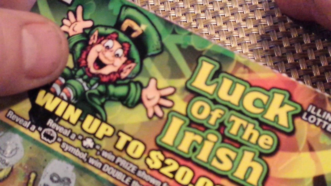 Luck Of The Irish Lotto
