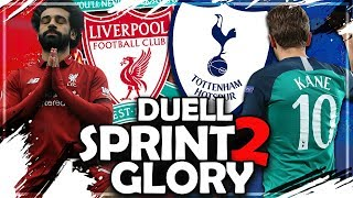 DUELL UM DIE CHAMPIONS LEAGUE ?! 💥🔥 | FIFA 19: Liverpool & Tottenham Sprint to Glory Duell