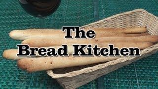 Grissini (italian Breadsticks) Recipe In The Bread Kitchen