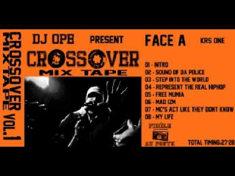 CrOssOver   face A   Krs One