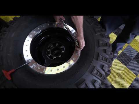 Rockstar Garage Rubiclunk CJ Tires and Wheels - Mickey Thompson Tires