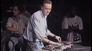 DJ Soulshock - 1989 European DMC Semi-Finals