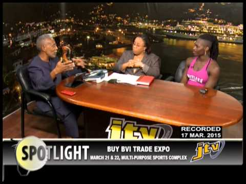 SPOTLIGHT   BUY BVI TRADE EXPO   17 MARCH 2015