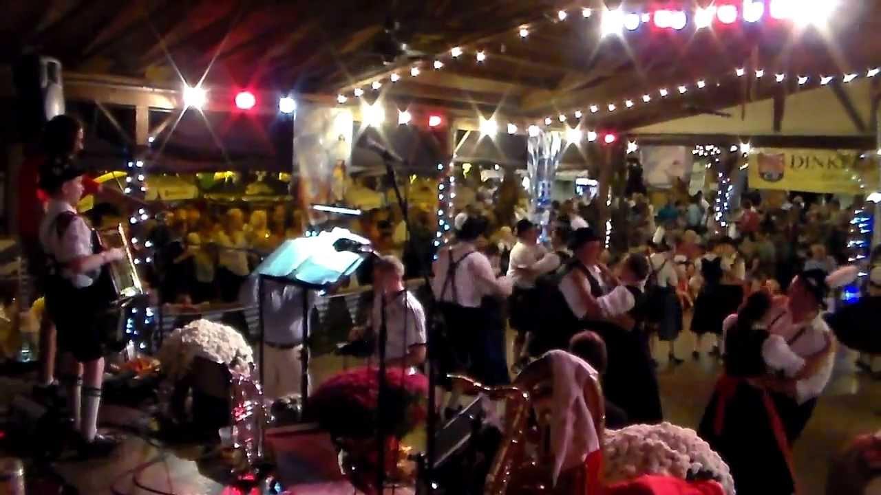how to dance german polka