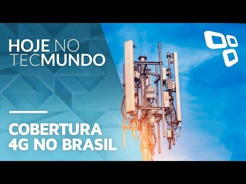 Cobertura 4G no BR, problemas em iPhones, marcas mais valiosas e mais - Hoje no TecMundo