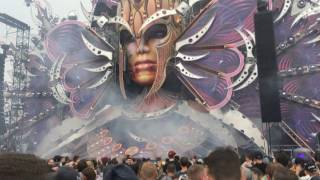 Wasted penguinz @ defqon.1 2017