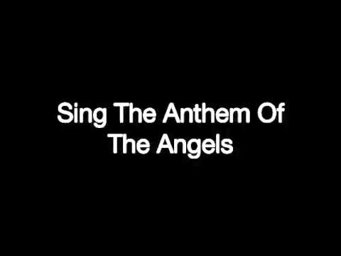 The Anthem Of The Angels-Breaking Benjamin (Lyrics)