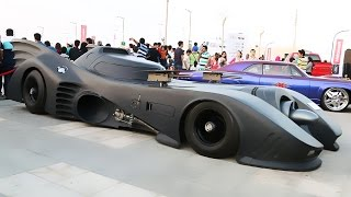 Batman Moved to Dubai! Here is his Batmobile