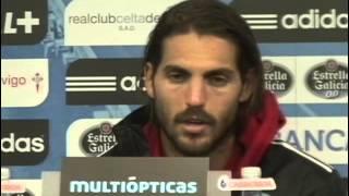 """Larrivey: """"El partido del Málaga es una final"""""""