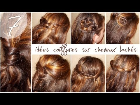 7 Idees Coiffures Sur Cheveux Laches L A Hairstyle Inspiration