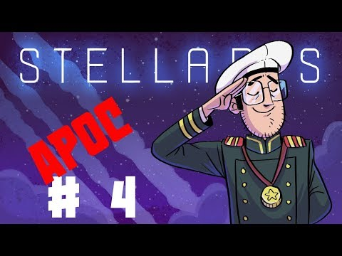 Let's Play - Stellaris - Apocalypse - The Birds Ep 4 - Minerals