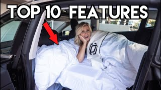 Top 10 Features You DIDN'T KNOW The Tesla Model 3 Has!