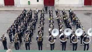 Banda Sinfónica da GNR - Tattoo Militar
