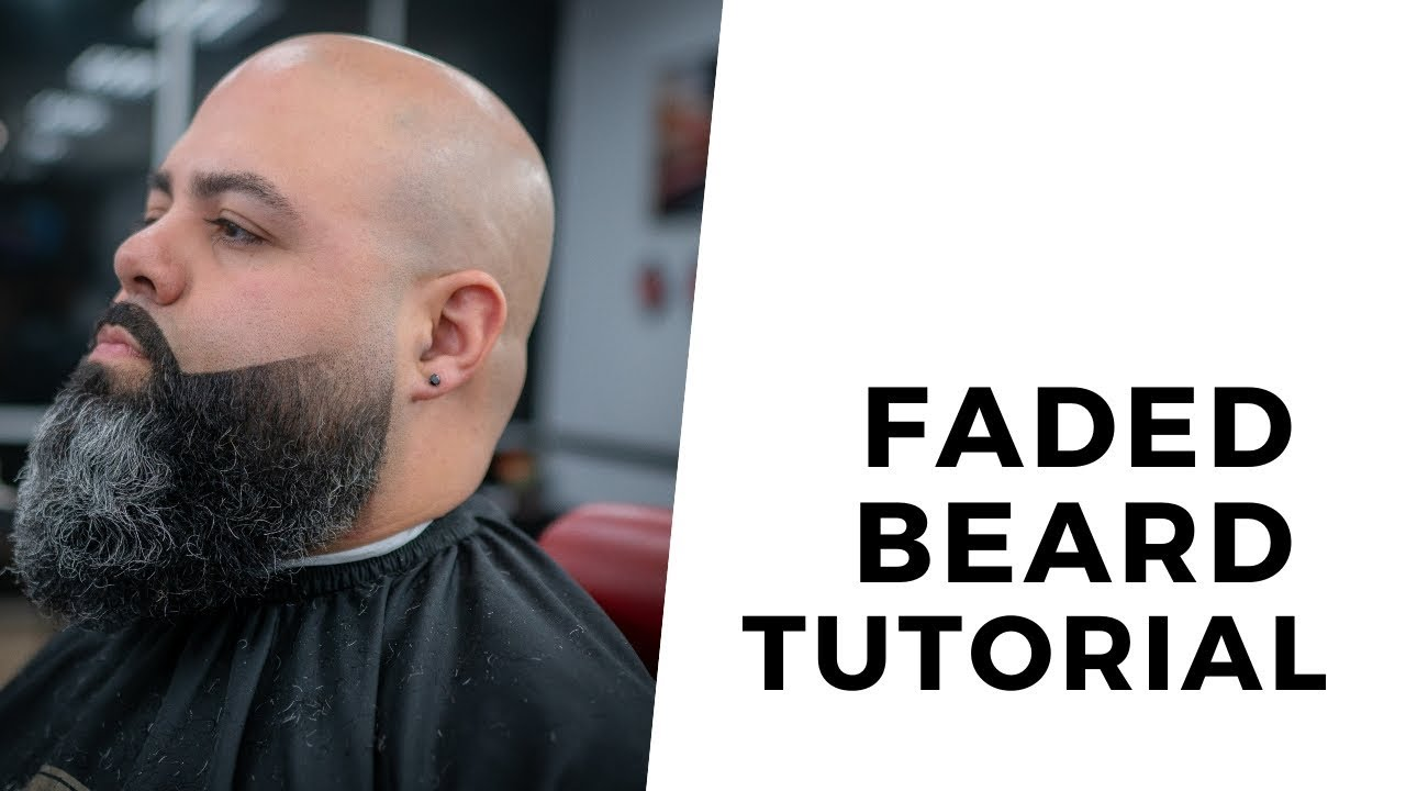 Amazing Faded Beard Tutorial Youtube