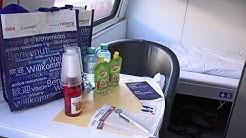 Mit dem EuroNight Nachtzug von Hamburg Altona nach Wien Hbf (EN491, EN490)