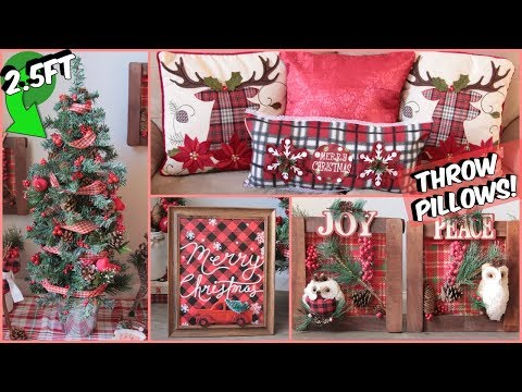 DOLLAR TREE CHRISTMAS DIYS 2018