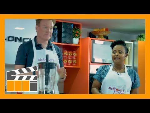 McBrown's Kitchen with Conan O'Brein from YouTube · Duration:  51 minutes 43 seconds