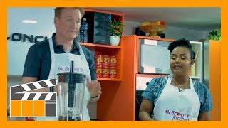 McBrowns Kitchen with Conan OBrein