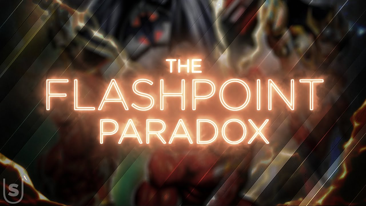 Download The Flashpoint Paradox - Theatrical Trailer (Fan Made)