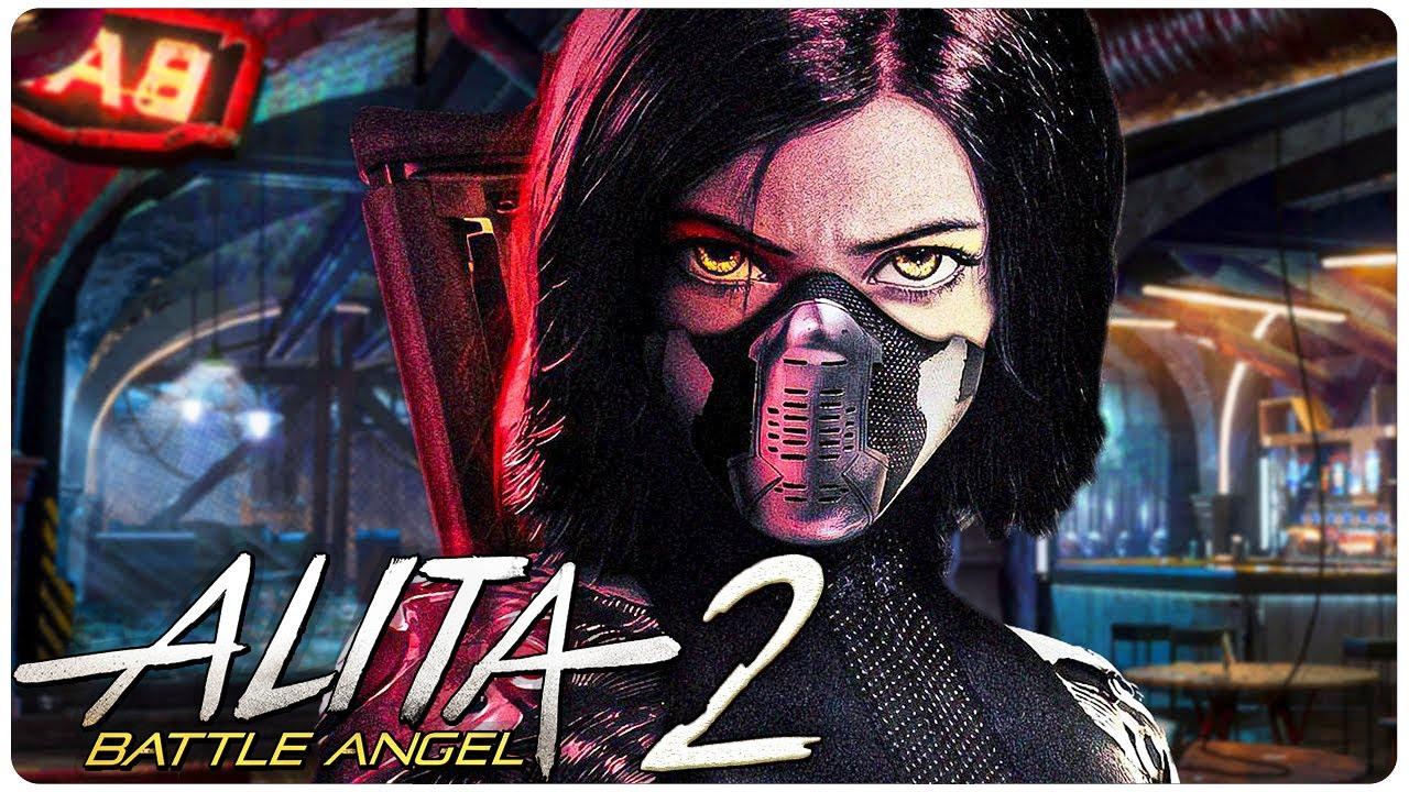 Download ALITA Battle Angel 2 Teaser (2022) With Rosa Salazar & Lana Condor