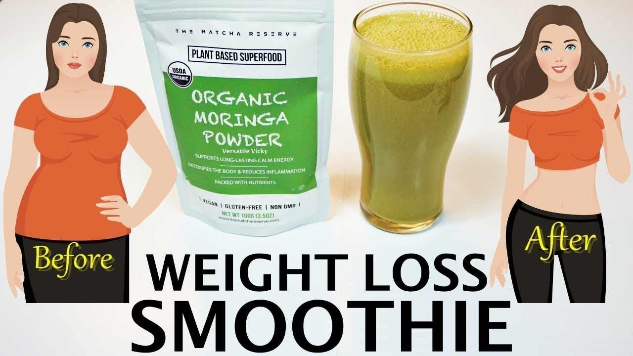 Fat Cutter Drink To Lose Weight Fast Moringa Weight Loss Drink