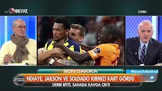 (..) Beyaz Futbol 2 Kasım 2018 Kısım 3/5 - Beyaz TV