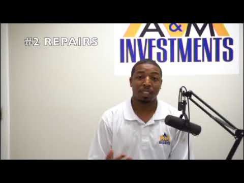 A&M In an Instant Ep. 3 - Top 3 things that we look for when buying a house in Charleston WV