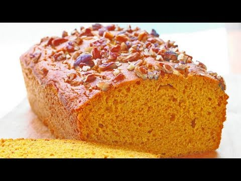 Light Pumpkin Bread Recipe