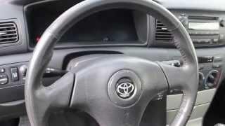 2006 Toyota Corolla 14267A
