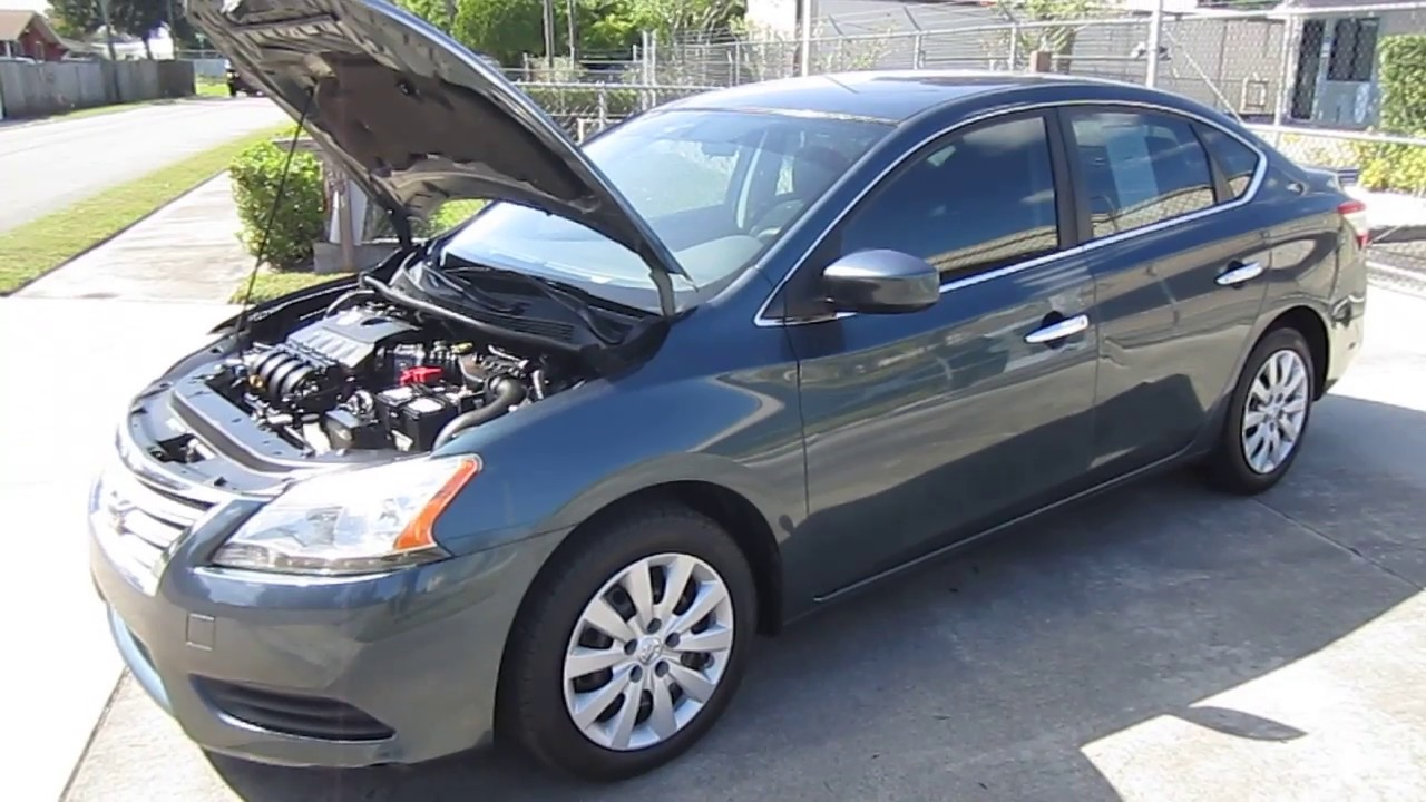 2014 Nissan Sentra Fe S >> Sold 2014 Nissan Sentra Fe S Meticulous Motors Inc Florida For Sale